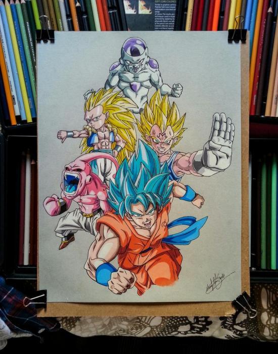 Dragon Ball Z WARRIORS!