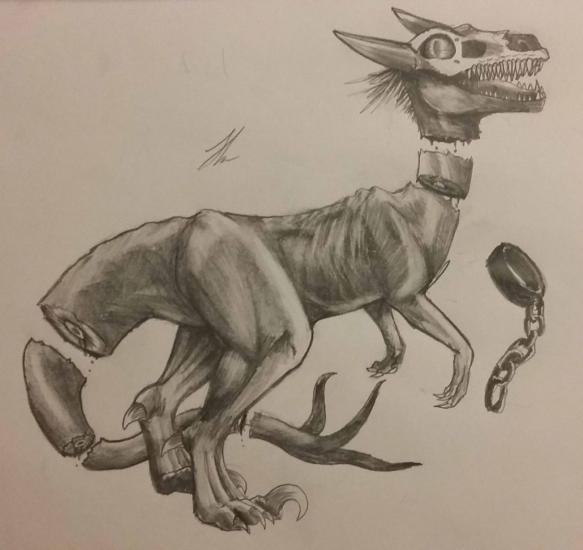Awol the Raptor