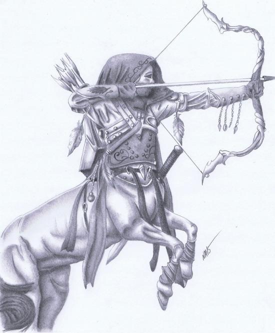 Centaur Assassin