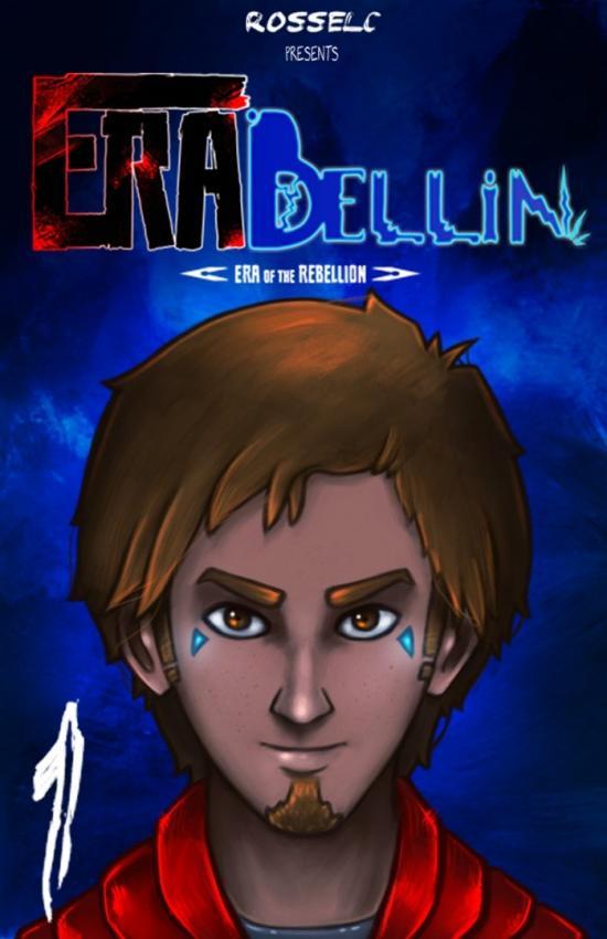 EraBellin, Chapter 1, Cover