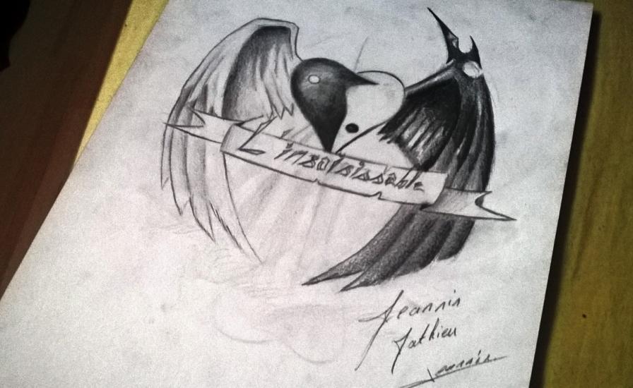création pour un tatoo