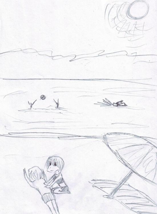 Summer Beach Girls