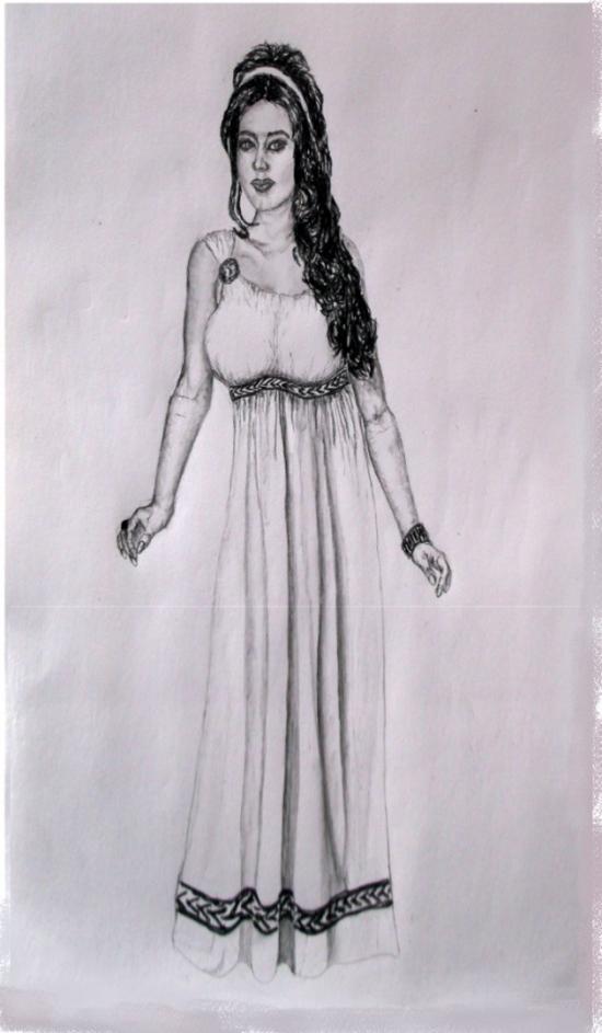 Greek Sketch