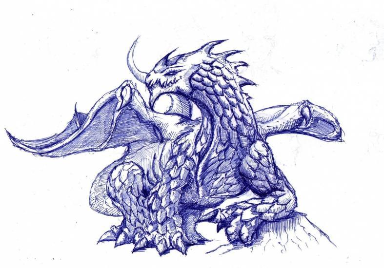 Dromoka Dragon
