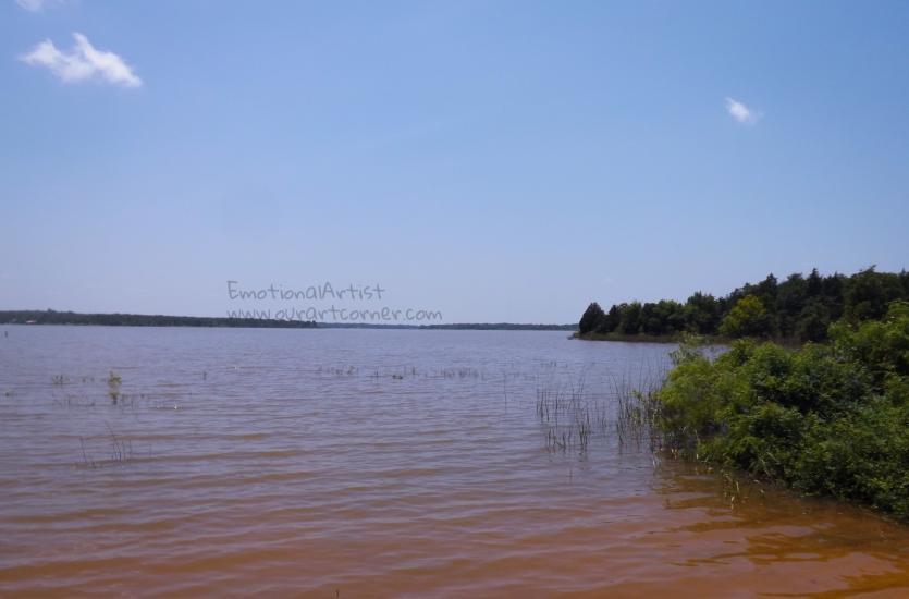 Over The Lake
