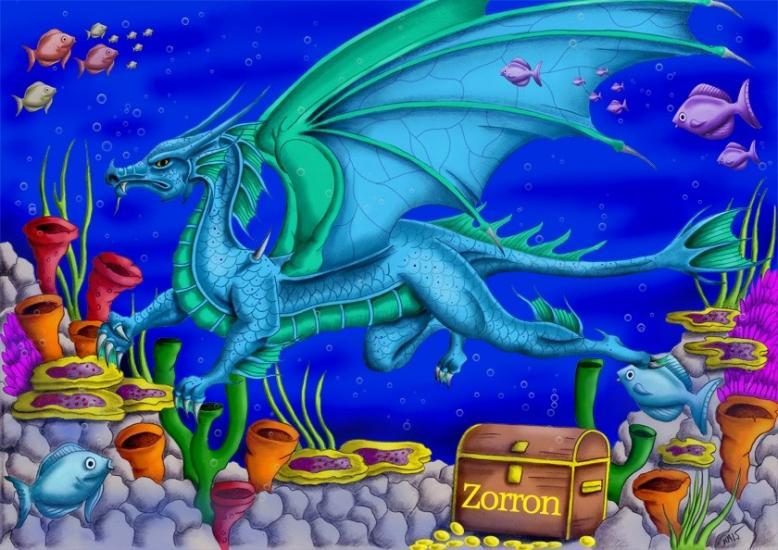 Zorrons Dragon
