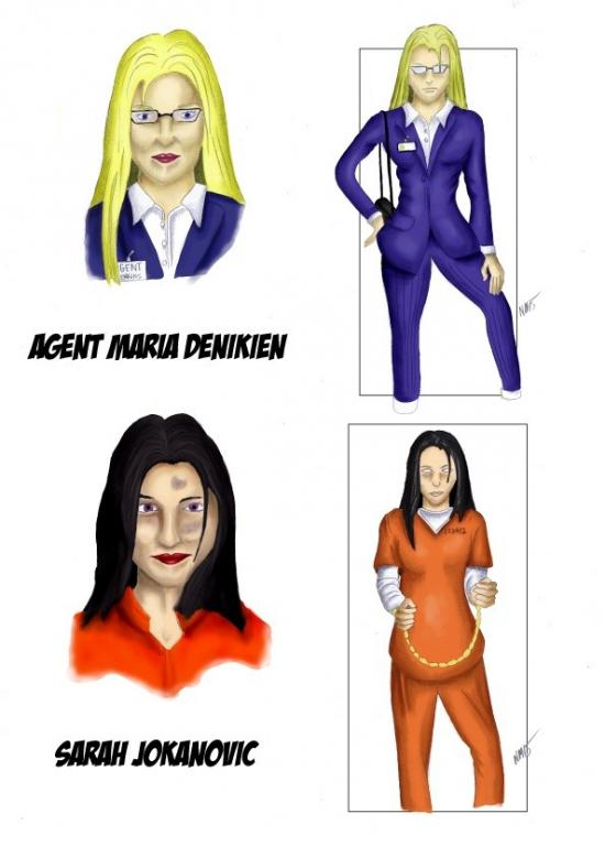 Character Concept's