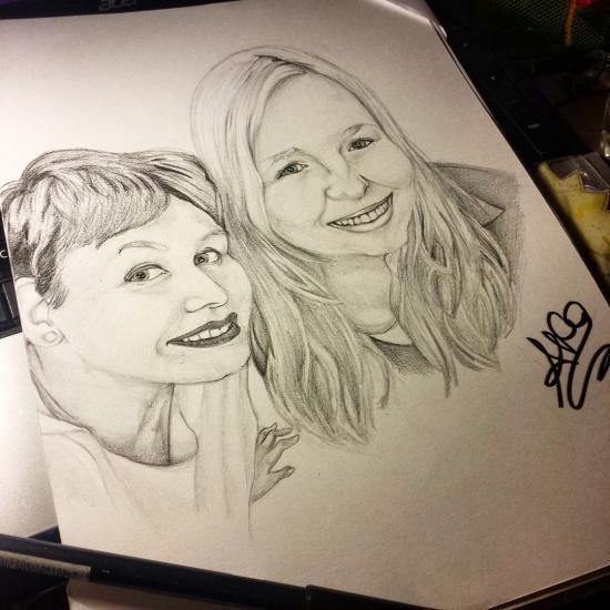 Martina & Giada