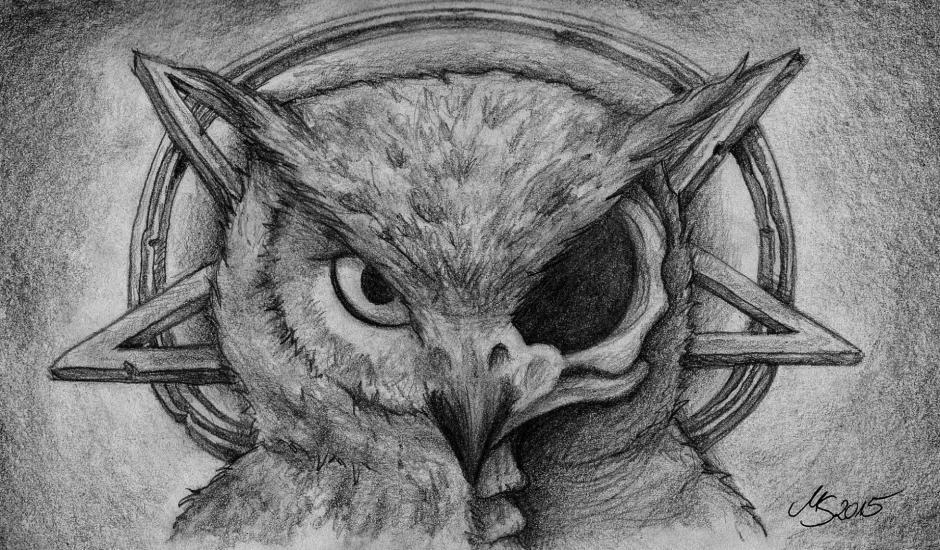 Evil Owl's Skull
