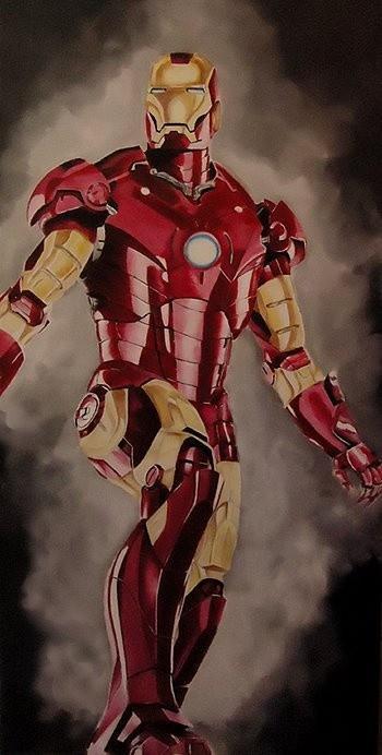 Iron-Man (Earlier work 2011)