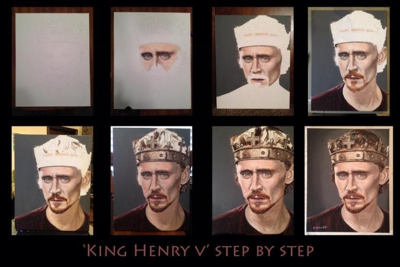 Step-By-Step King Henry V
