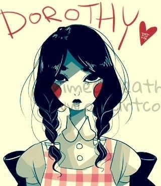 Dorothy [inktober]