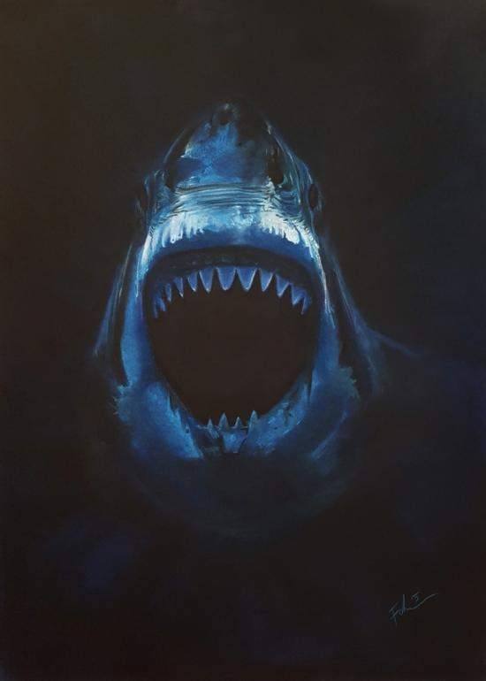 Hai-Angriff (Shark Attack)