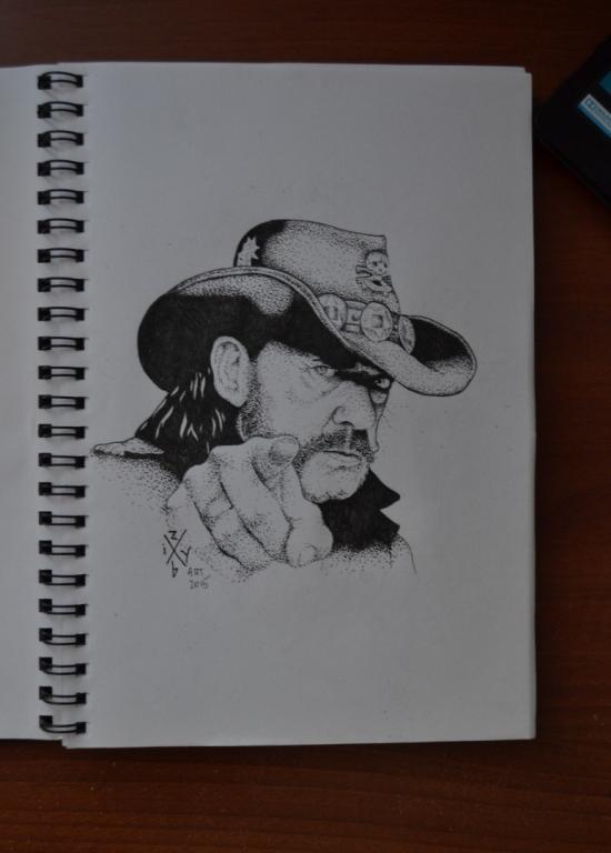 RIP Lemmy :(