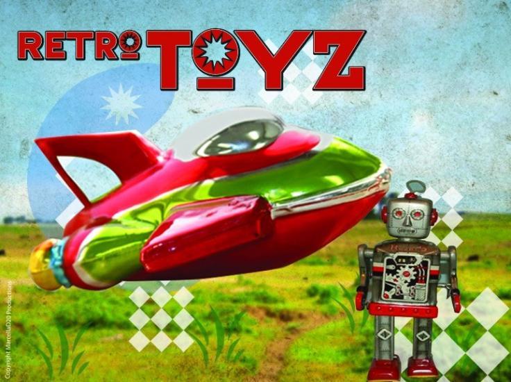 Retro Toyz Exercise