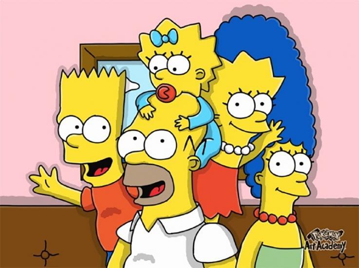 The Simpsons Fan Art