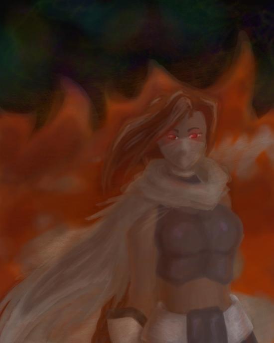 Rayman Fanfiction OC: Zaira