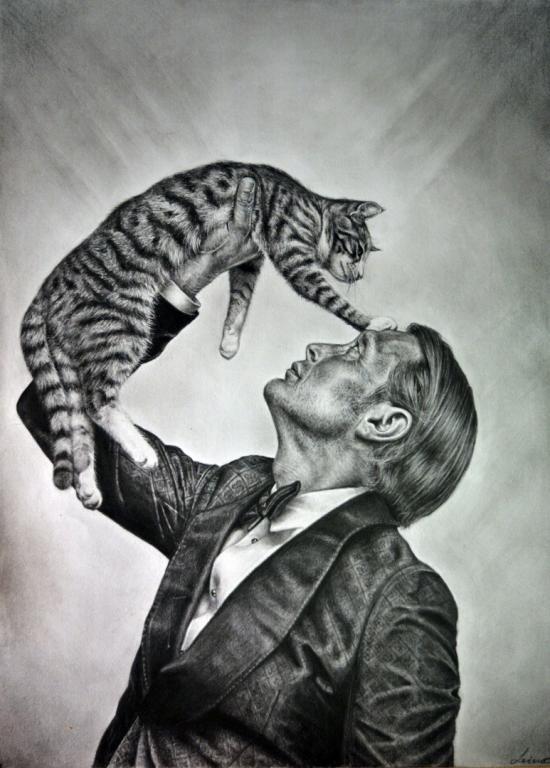 Hannibal Lecter - Mads Mikkelsen (Contest)