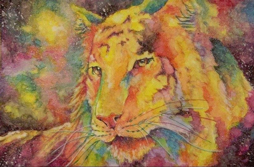 Cosmic Tiger