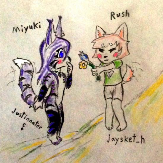 Little Miyuki's Valentine