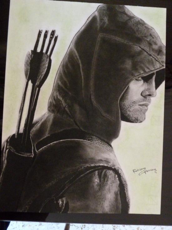 Arrow (Oliver Queen)