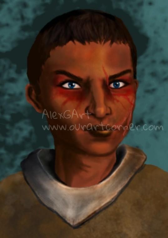 The Elder Scrolls: Skyrim - Dovahkiin Artemis