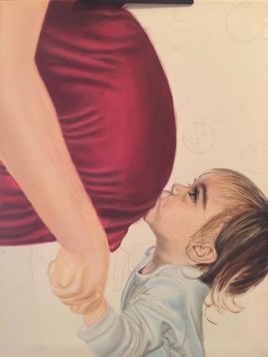 WORK IN PROGRESS #3: Big Sister