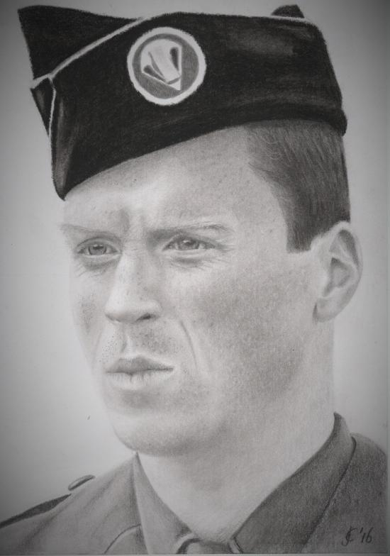 Richard (Dick) Winters, Band of Brothers