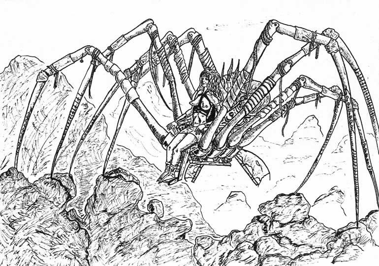 Spidertron