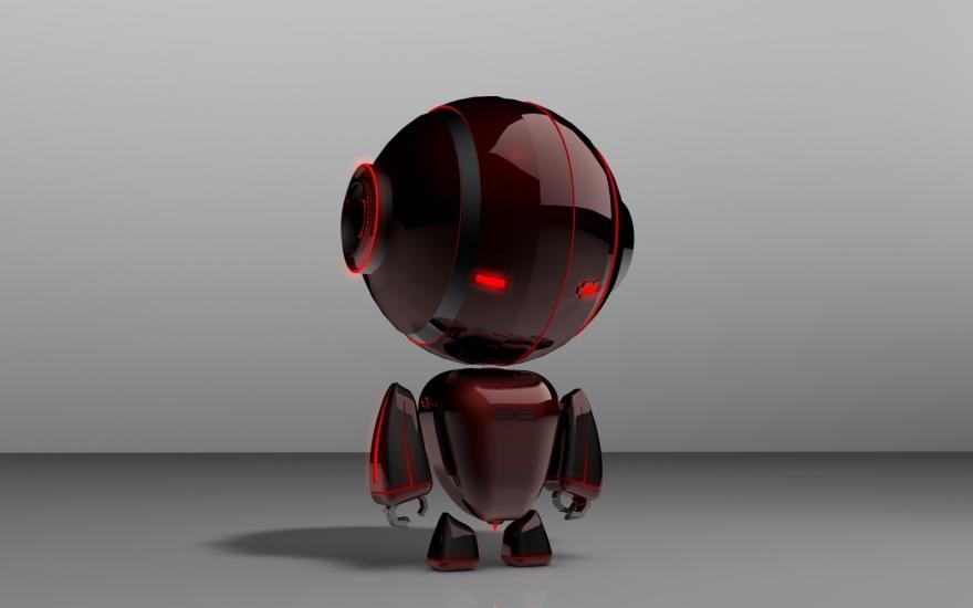 Alien robot YZ13