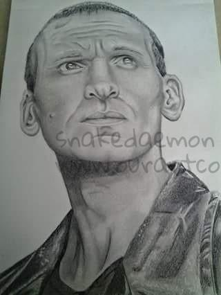 christopher eccleston the ninth doctor