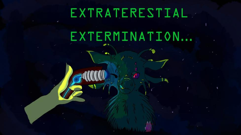 EXTRATERESTIAL EXTERMINATION