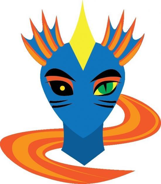 Rebertha Logo (Mouthless Version)