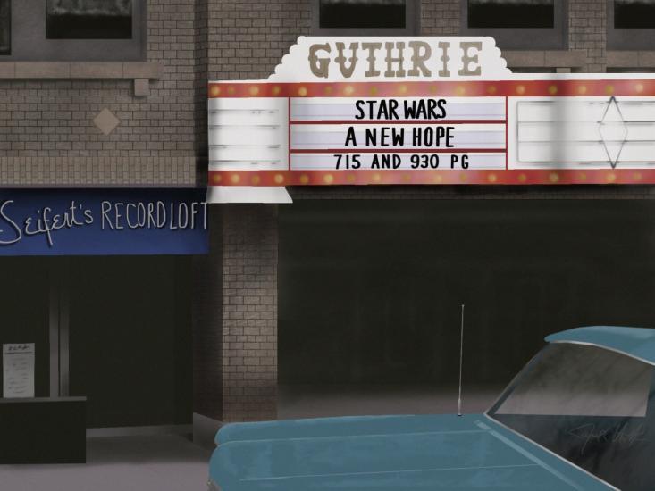 The Guthrie (circa 1980)