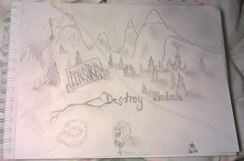 Destroy | Nature