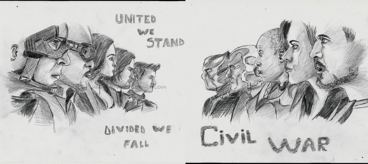 Civil war full view