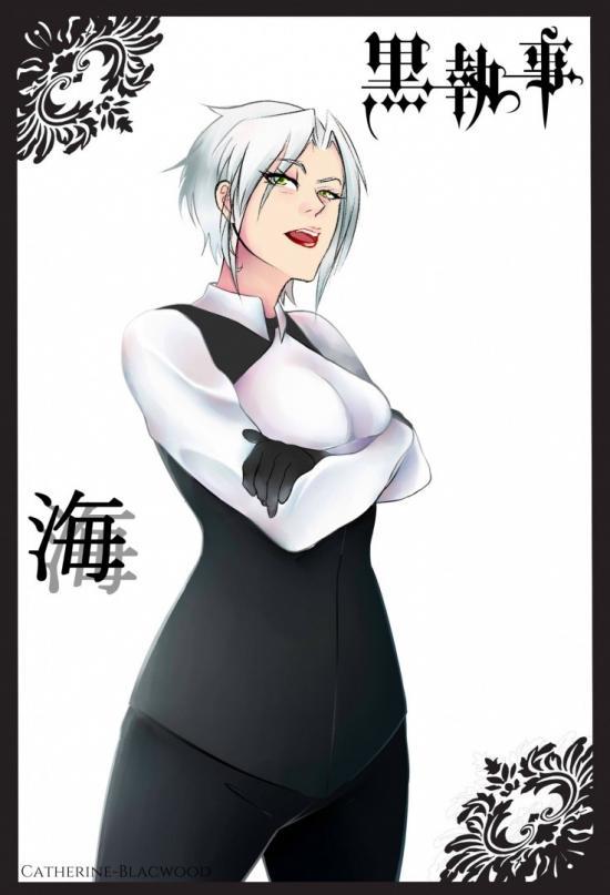 Kuroshitsuji ----   Mirekay Kumonosu