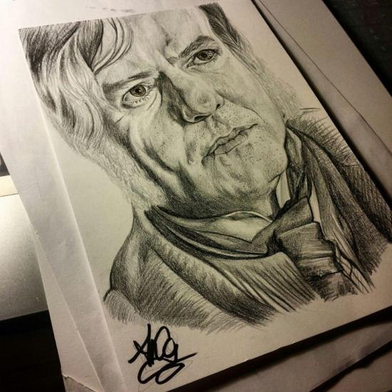 Gregory Lestrade christmas special