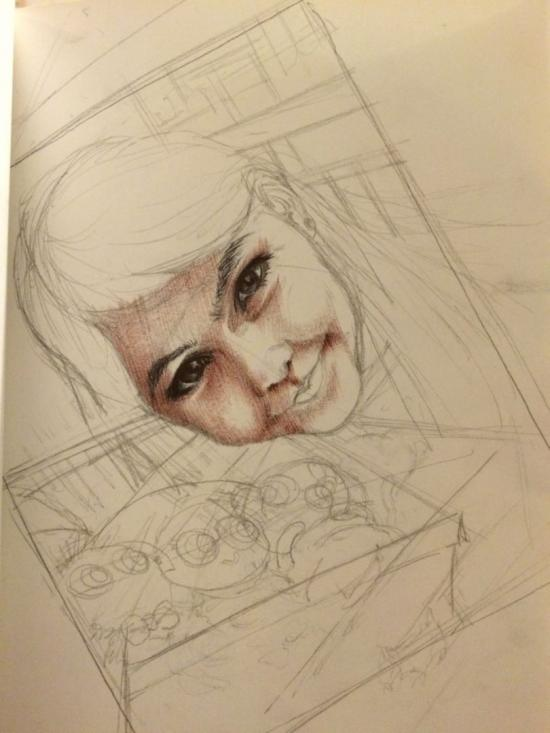 Happiness WIP 2