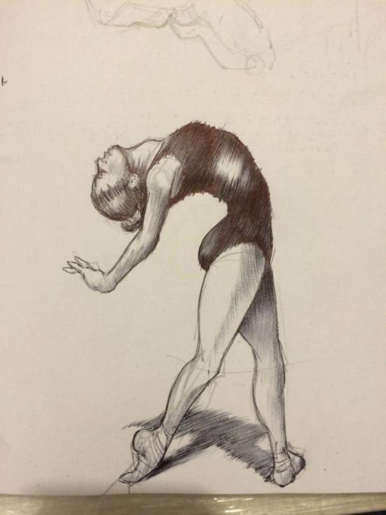 Quick sketch in Pen 0008
