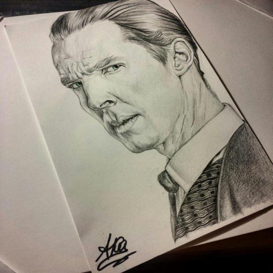 Sherlock Holmes christmas special