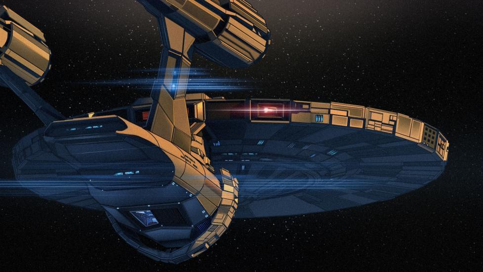 Federation ship 5