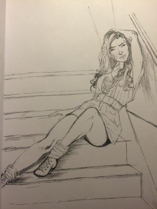 Sketch For excercise 0014