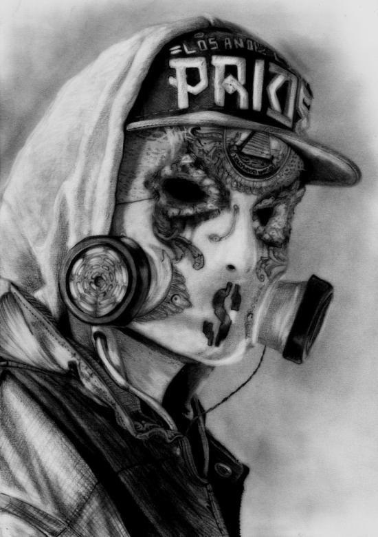 Hollywood Undead - J-Dog