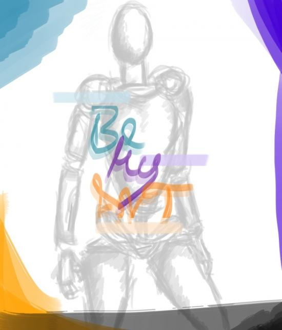 BeMyArt_Passion - Logo/Profile