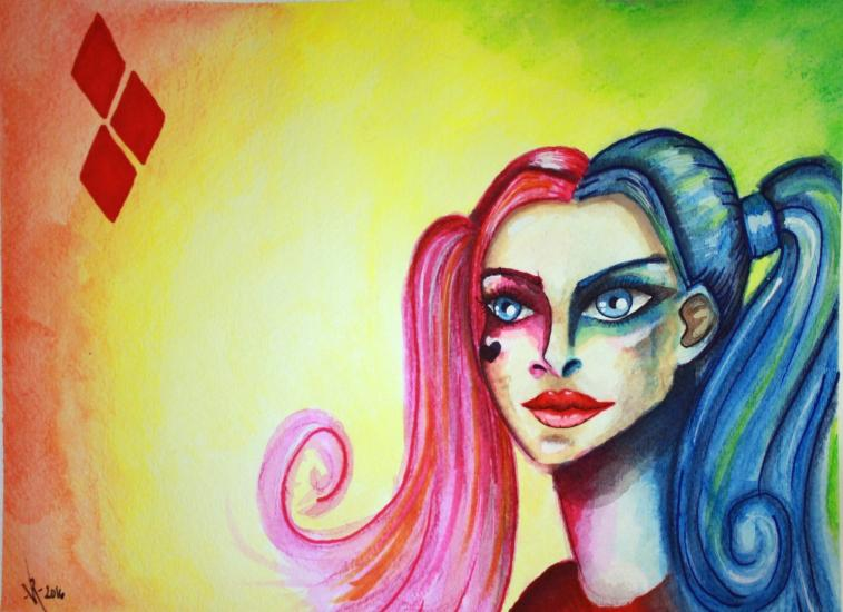 Harley Quinn (youtube VIDEO)
