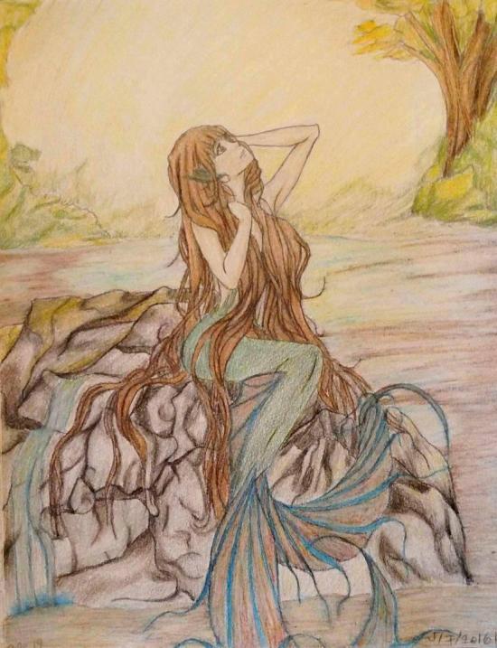 The Glen Mermaiden