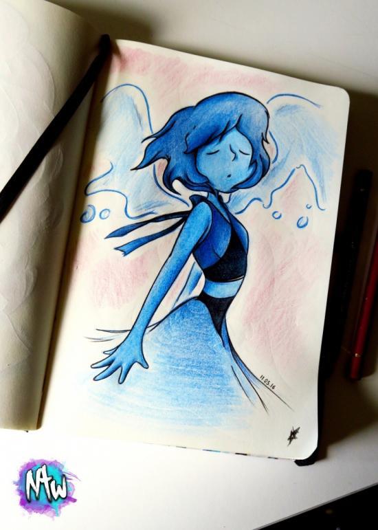 Lapis Lazuli - The Ocean Gem