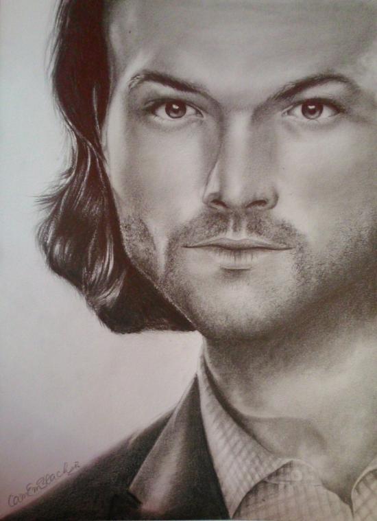 Jared  Padalecki Portrait
