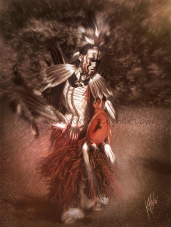 Eagle Dancer final